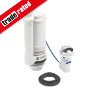 Fluidmaster Push Button Cable Dual-Flush Valve