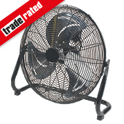 FE45-H1 18mm High Velocity Floor Fan 220-240V