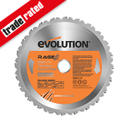 Evolution Rage Multipurpose Saw Blade 210mm