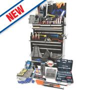 Hilka Pro-Craft Professional Mechanic's Tool Kit 489 Piece Set