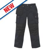 Carhartt Ripstop Multi-Pocket Trousers Black 34