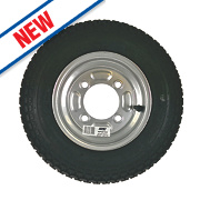 Maypole Trailer Spare Wheel for MP6810 350 x 8