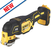DeWalt DCS355N-XJ 18V Li-Ion XR Brushless Oscillating Multi-Tool - Bare
