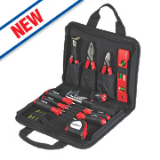 Wiha Builders Tool Kit 33 Pieces