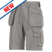 Snickers Craftsmen 3014 Multi-Pocket Shorts Grey 38