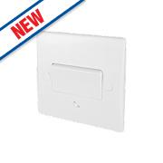 Schneider Electric 10A 3-Pole Lockable Fan Isolator Switch White