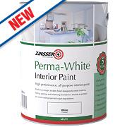 Zinsser Perma-White Self-Priming Paint Matt White 1Ltr