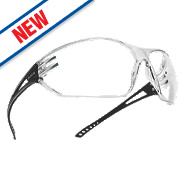 Bolle Slam Clear Lens Safety Specs