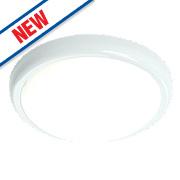 LAP Falcon LED Ceiling Light White 15W