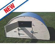 Animal Arks Mini Goat House w.Floor 1.2 x 2 x 1m