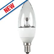 LAP Candle LED Lamp White SES 6W