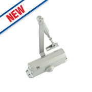 Yale 3000 Overhead Door Closer Silver