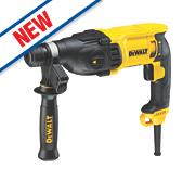 DeWalt D25133K-LX 2kg SDS Plus Hammer Drill 110V