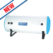 RM Prostel Horizontal Direct Unvented Hot Water Cylinder 150Ltr