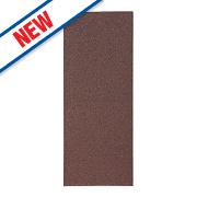 Flexovit Sanding Sheets Aluminium Oxide 230 x 93mm 50 Grit Pack of 10