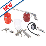 Air Tool Spray Kit 5 Pieces