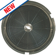 Cooker Hood Filter Black mm