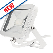 Brackenheath ispot Driverless LED Floodlight 10W White