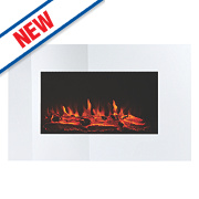 Focal Point Osmington Mirror Remote Control Electric Wall-Mounted Fire