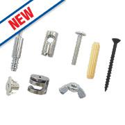 Easyfix PC1512-013 Flat-Pack Furniture Fixing Kit 220 Pcs