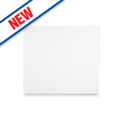 Slab Kitchens Handleless Appliance Door White Gloss 555 x 597mm