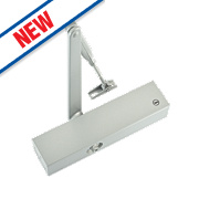 Yale 7000 Overhead Door Closer Silver