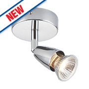 Saxby Amalfi Single Spotlight Chrome