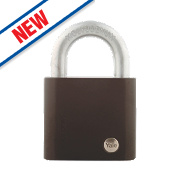Yale Y300 Maximum Security Open Shackle Padlock 63mm