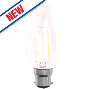 LAP Candle LED Lamp BC 4W