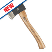 Forge Steel Hickory Handle Axe 1¼lb