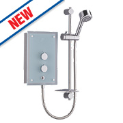 Mira Azora Thermostatic Electric Shower Chrome 9.8kW