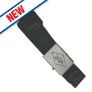 Lee Cooper Canvas Belt Black One Size