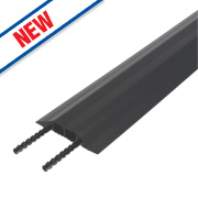 D-Line Combi Cable Cover Medium Duty Black 9m