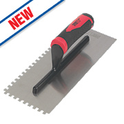 Forge Steel 11i Adhesive Trowel Square Notched 6mm