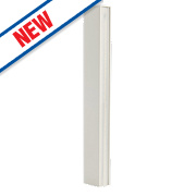 Luceco LED Wall Light White 540Lm 20W