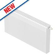 Barlo Double Panel Plus Low Surface Temperature Radiator White 770 x 800mm