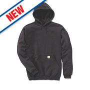 "Carhartt K121 Hoodie Black X Large "" Chest"