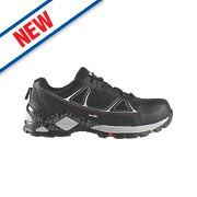 Scruffs Speedwork Safety Trainers Black Size 8