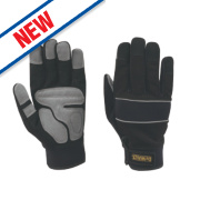DeWalt Performance Gloves Black/Grey Large