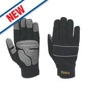 DeWalt Performance Gloves Black/Grey Large