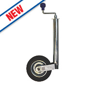 Maypole 48mm Jockey Wheel with Clamp