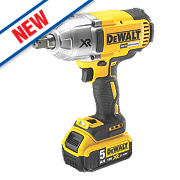 DeWalt DCF899P2-GB 18V 5.0Ah Li-Ion Cordless Impact Wrench