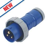 ABB Straight Plug 16A 2P+E 250V 6H IP67