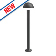 Philips Dust Anthracite LED Post Light 430Lm 3W