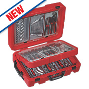 Teng Tools Service Case Tool Kit 100 Piece Set