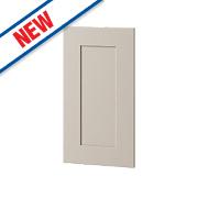 Matt Stone Shaker 400 Base/Wall Door 396 x 732mm
