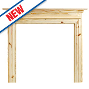 Focal Point Charlottesville Fire Surround Pine Veneer