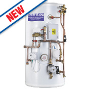 RM Cylinders Pre-Plumb Unvented Indirect Single Zone Cylinder 180Ltr