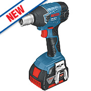 Bosch GDS 18-VLIHT 18V 4.0Ah Cordless Brushless Impact Wrench