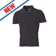 Dickies Ladies Polo Shirt Black 8/10